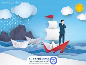 دوره آموزشی استراتژی اقیانوس آبی