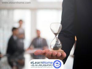 دوره آموزشی مدیریت زمان