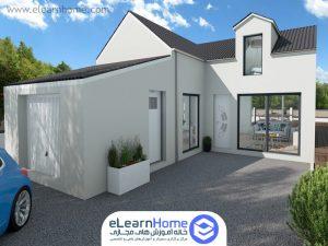 دوره آموزشی ۳D Home Architect