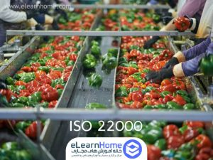 دوره آموزشی ISO 22000 استاندارد مدیریت ایمنی مواد غذایی